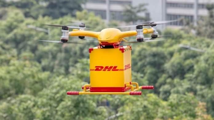 drone para entregas