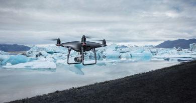 DJI anuncia novos Drones
