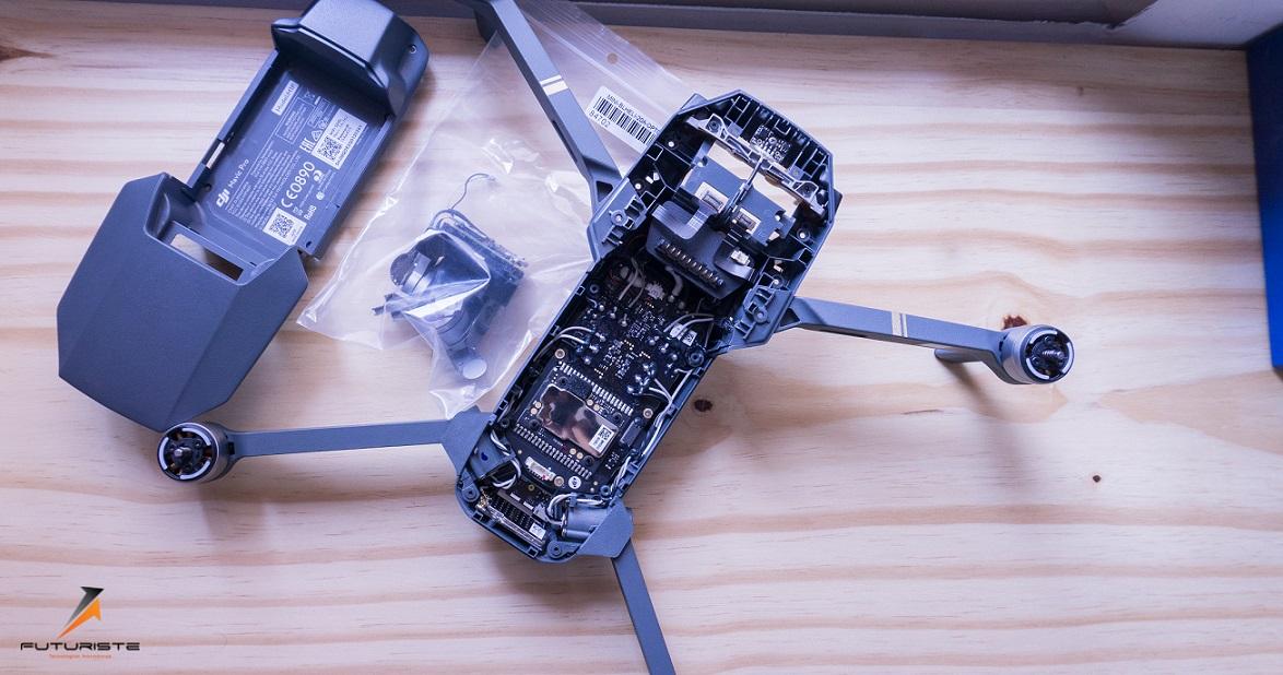 Assistência Técnica Drones DJI