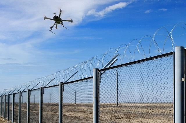 Segurança com Drones