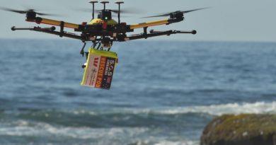 Drone salva vida de banhistas na Austrália – Afinal, onde compro um Drone desses?