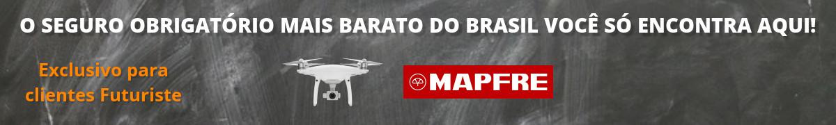 seguro barato drone