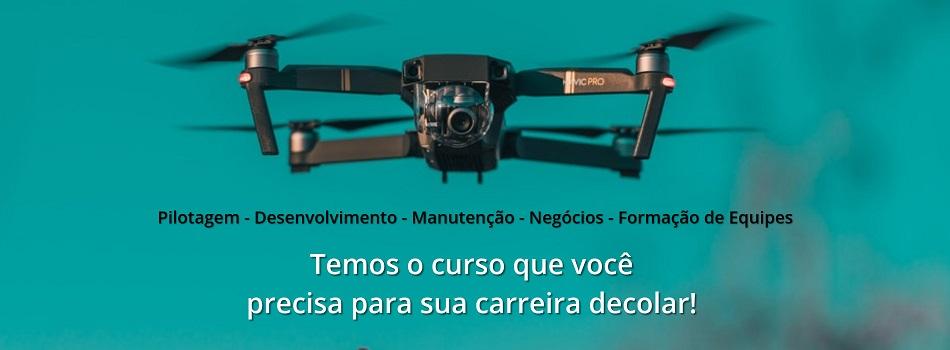 Negócios com Drones