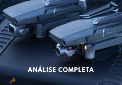 Análise Completa – DJI Mavic Pro 2 e DJI Mavic Zoom – Review