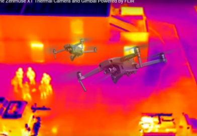 Drones para Monitoramento de Segurança