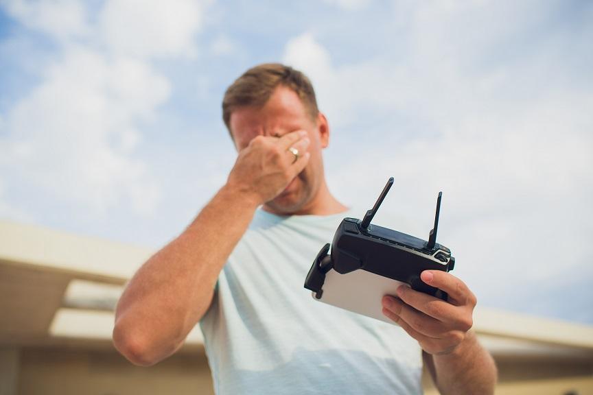 vantagens e desvantagens de comprar um drone usado