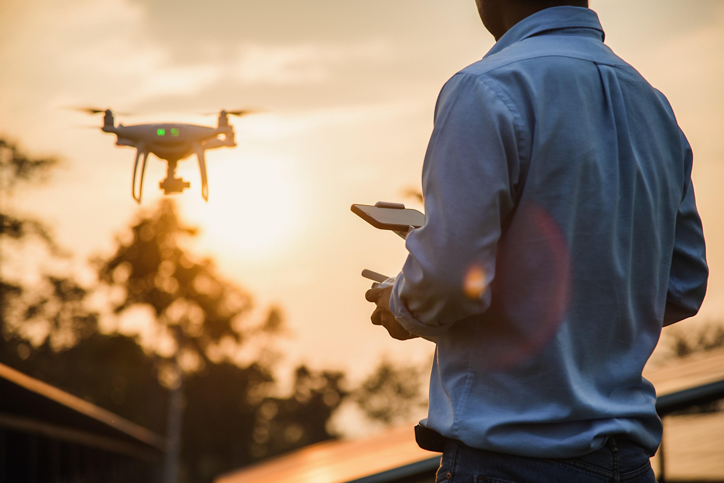 Piloto Profissional de Drones