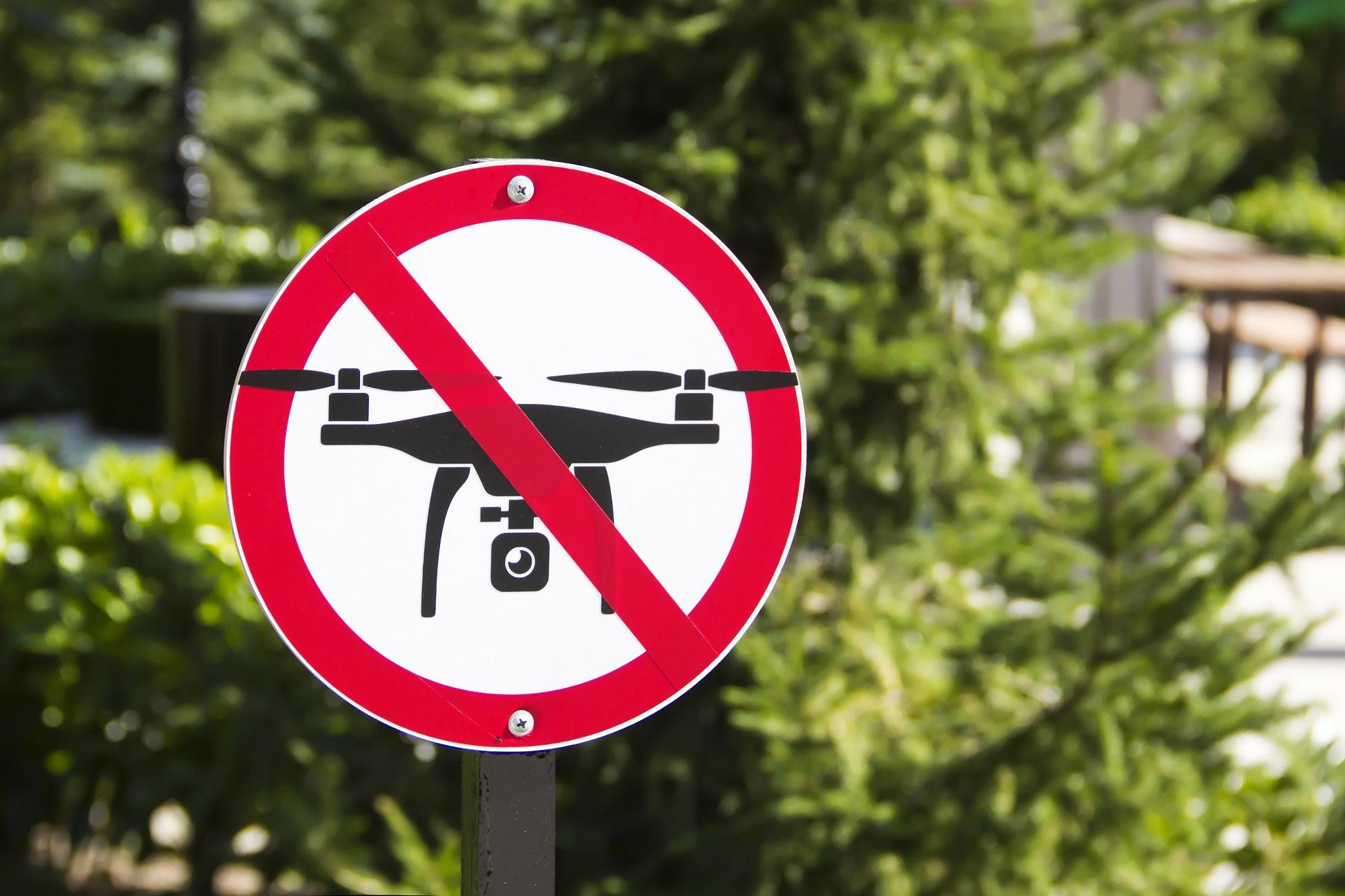 regulamentação de drones
